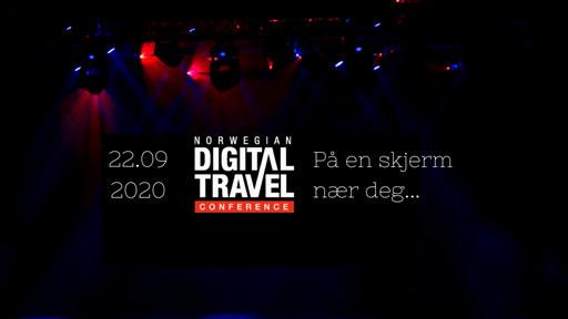 Norwegian Digital Travel Conference 2020 gjennomføres digitalt
