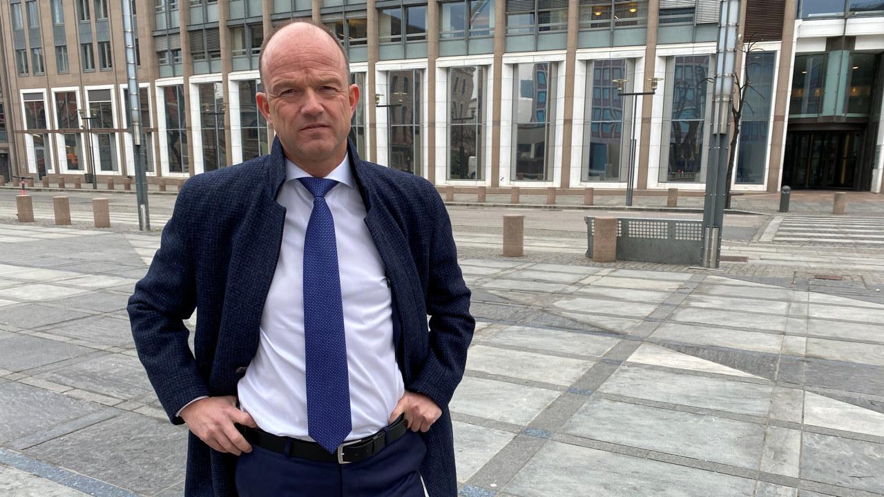 Dette er en kjempemulighet for Norge, sier NHO-sjef, Ole Erik Almlid, om EU kommisjonens forslag til europeisk hydrogenstrategi.
