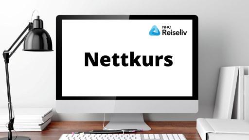 NHo Reiseliv holder jevnlig nettkurs for medlemsbedrifter.