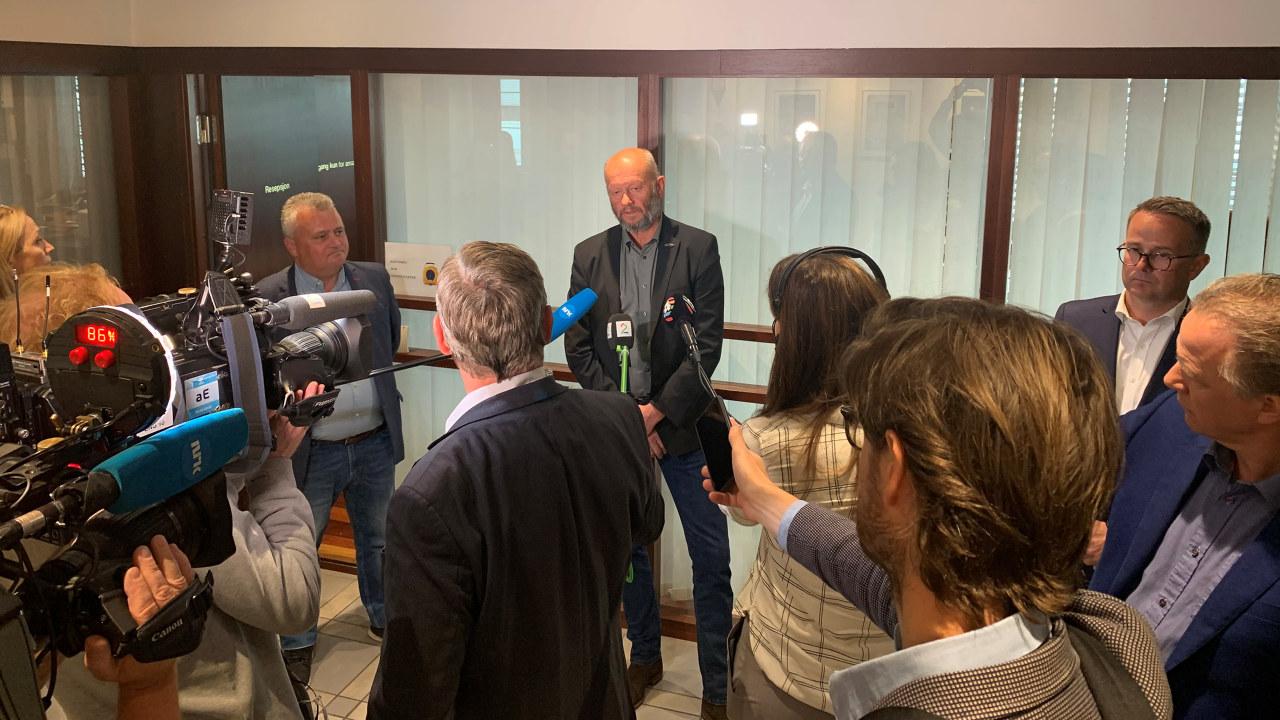 – Vi starter med godt mot og vi starter ikke på bar bakke, sier adm. dir. Stein Lier-Hansen i Norsk Industri.