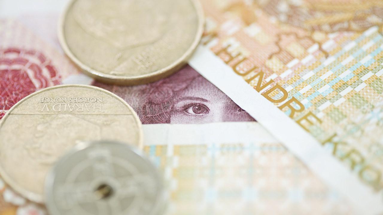 Mynter og sedler