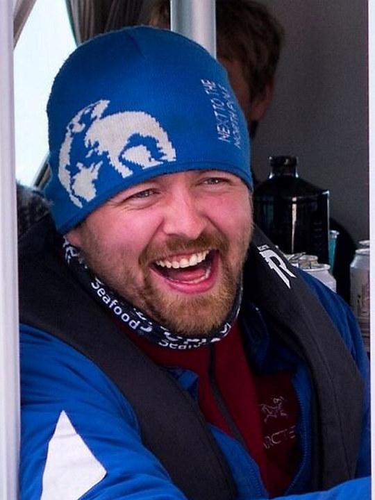 Vegard Berge Uglebakken er CEO og grunnlegger av Nord Ekspedisjon. Foto: Nord Ekspedisjon.