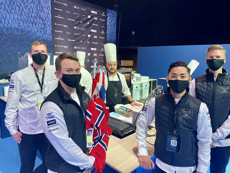 Team Norway Bocuse d'or 2020