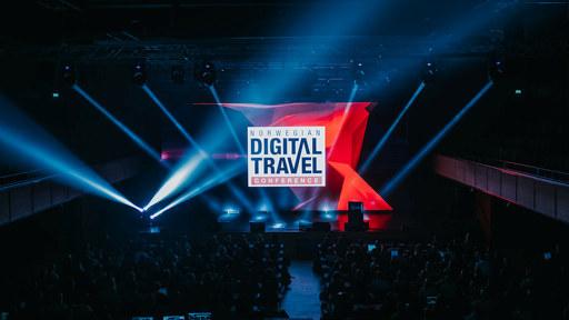 Bilde av logoen til Norwegian Digital Travel Conference
