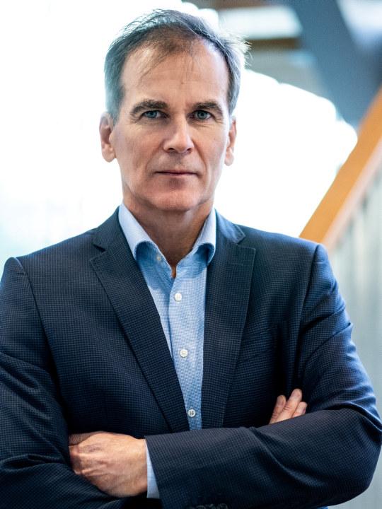 Magne Kristensen, direktør for arbeidslivspolitikk i NHO Reiseliv