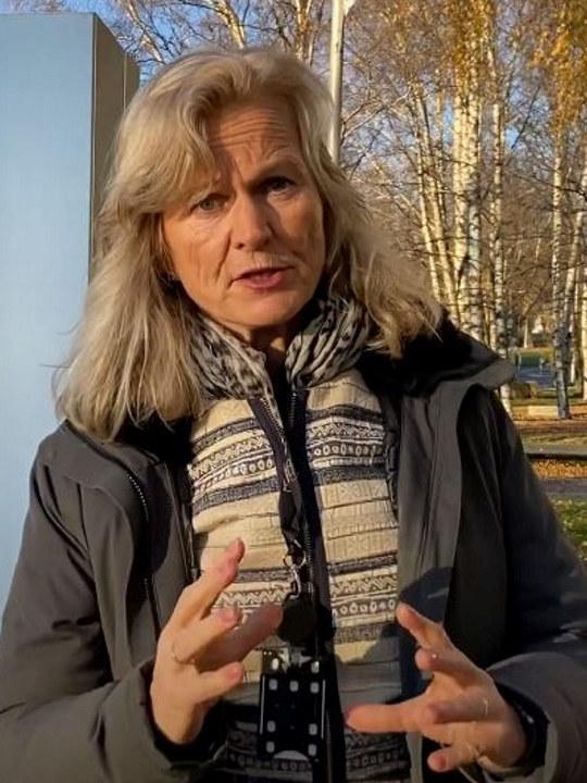 Kristin Krohn Devold gir råd til serveringsbedriftene, den største og viktigste delen av reiselivet. Foto: NHO Reiseliv.