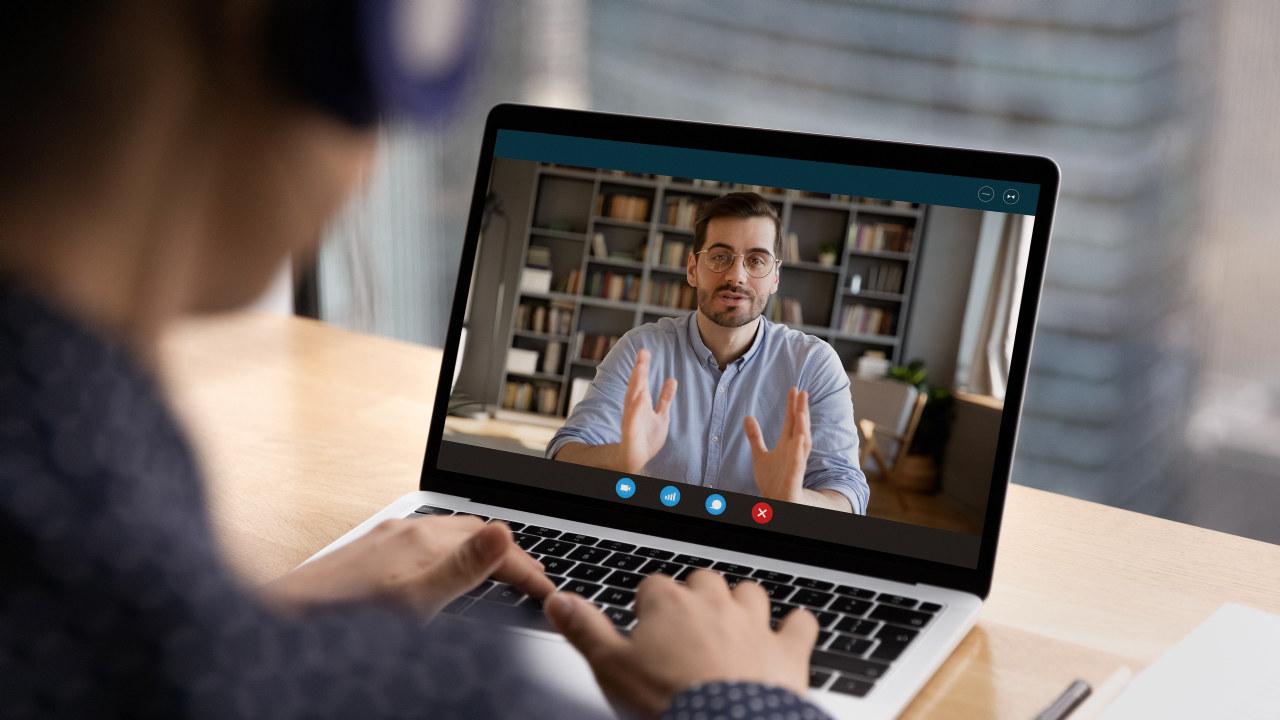 digitalt møte