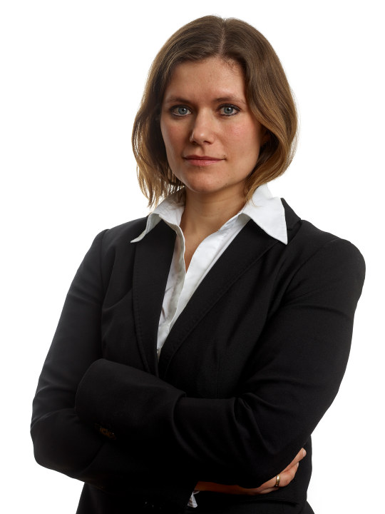 Heike Kristine Bentsen, advokat