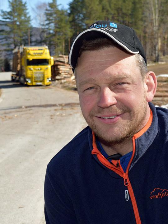 Portrett av Langkås