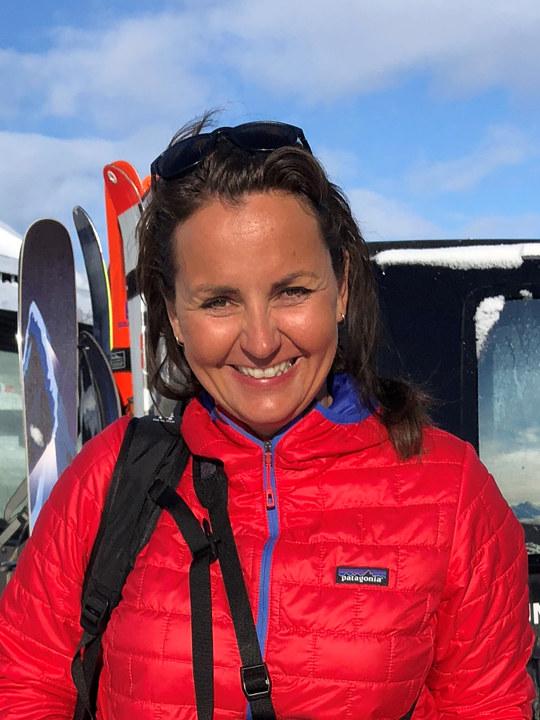 Bilde av Camilla Sylling Clausen, generalsekretær i Norske Alpinanlegg og Fjelldestinasjoner,