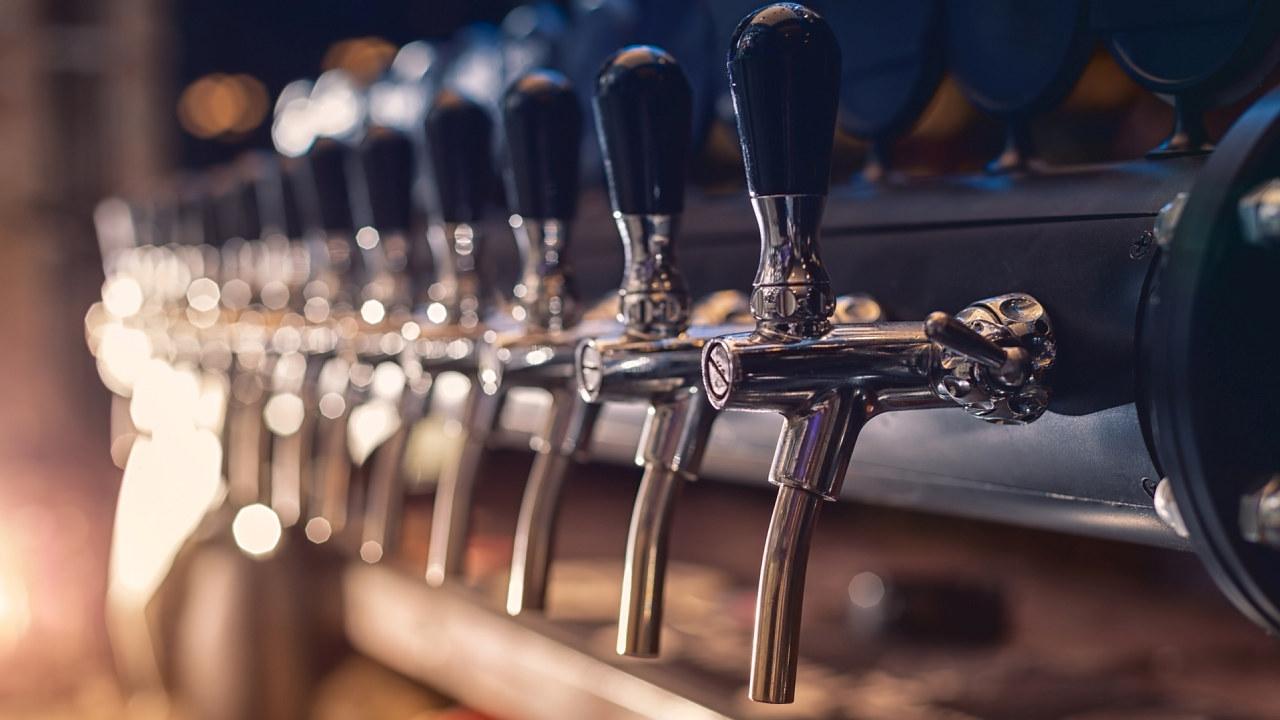 Illustrasjonsbilde av ølkraner
