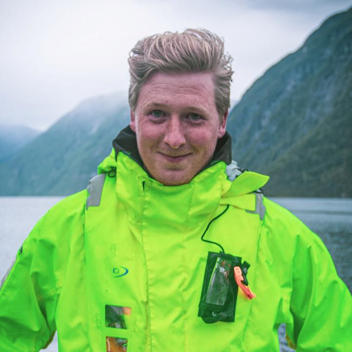 Foto av Ole Hjalmar Bonsaksen, daglig leder av Bonseye. Foto: Bonseye.