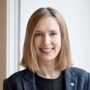 Næringsminister Iselin Nybø åpner medlemmenes time under Årskonferansen 2020.