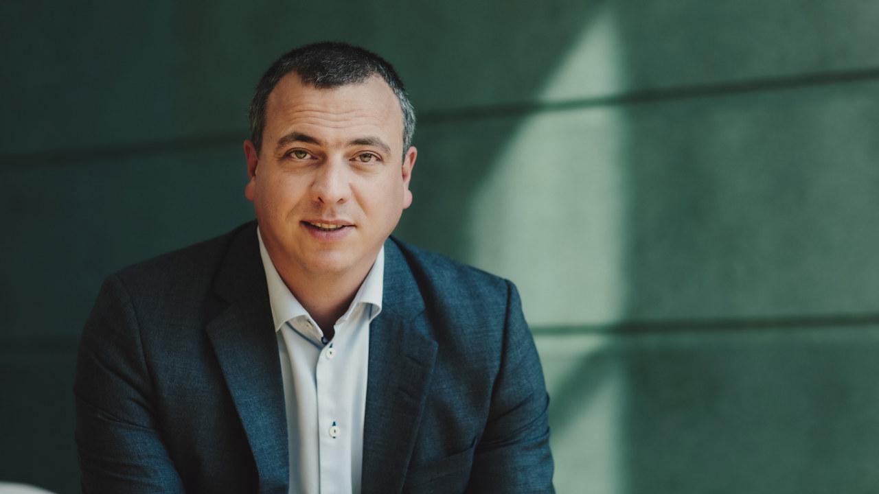 Direktør for næringspolitikk og samfunnskontakt i Abelia (kst) Kjetil Thorvik Brun. Foto: Abelia/Ilja Hendel