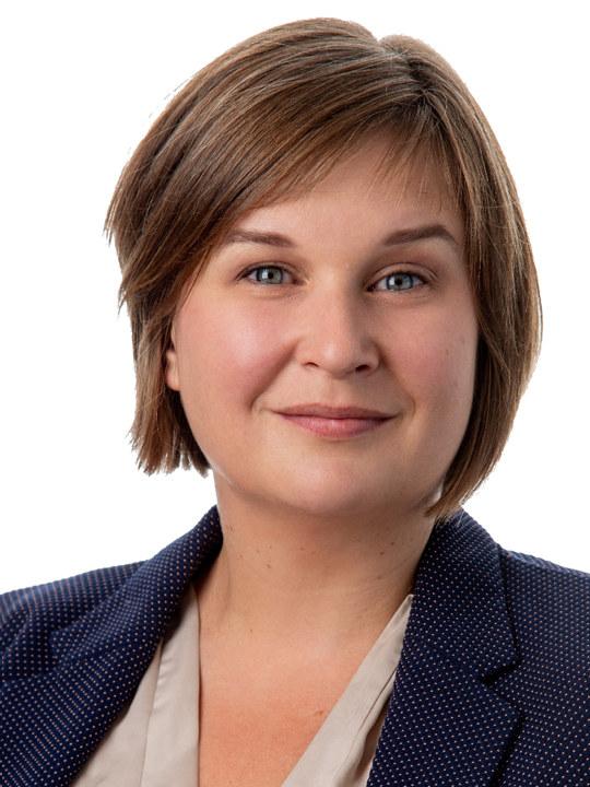 Portrettbilde av Kjersti Aastad, politisk rådgiver i NHO Reiseliv