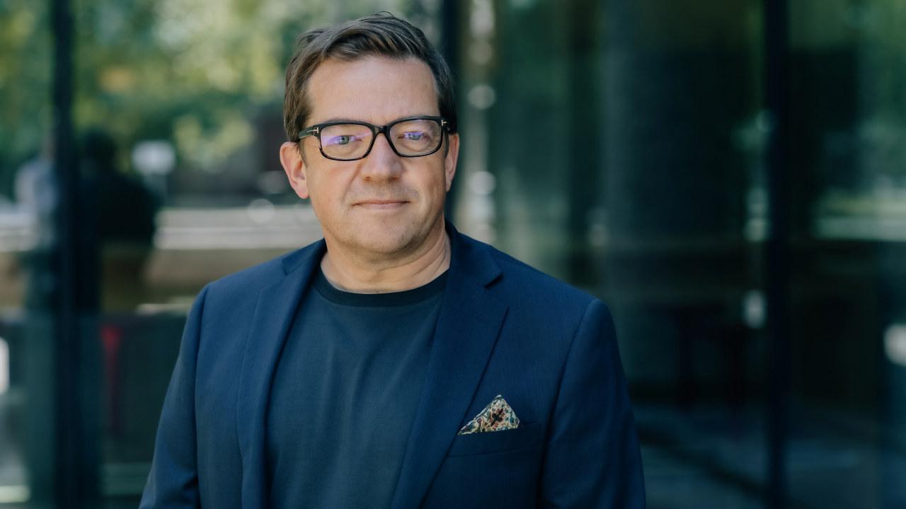 Tarje Bjørgum, leder bærekraft og helse i Abelia