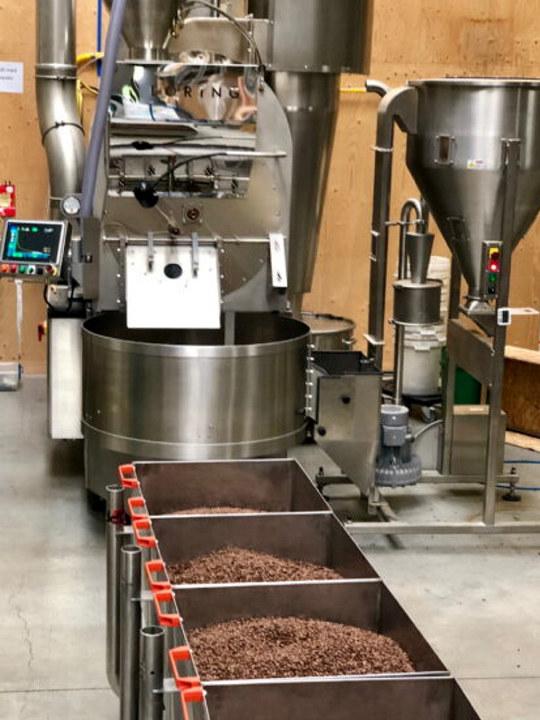 Kaffe i produksjon