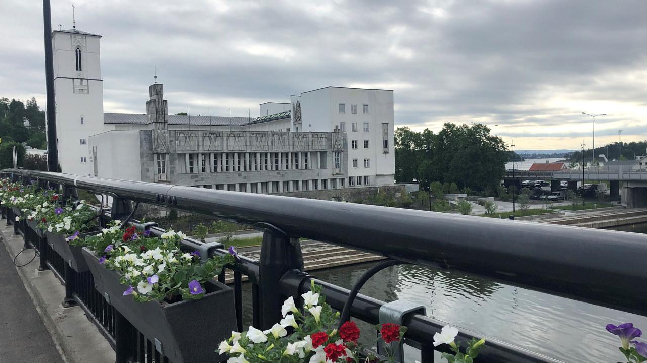 Bærum kommune til topps i NHOs Kommune-NM