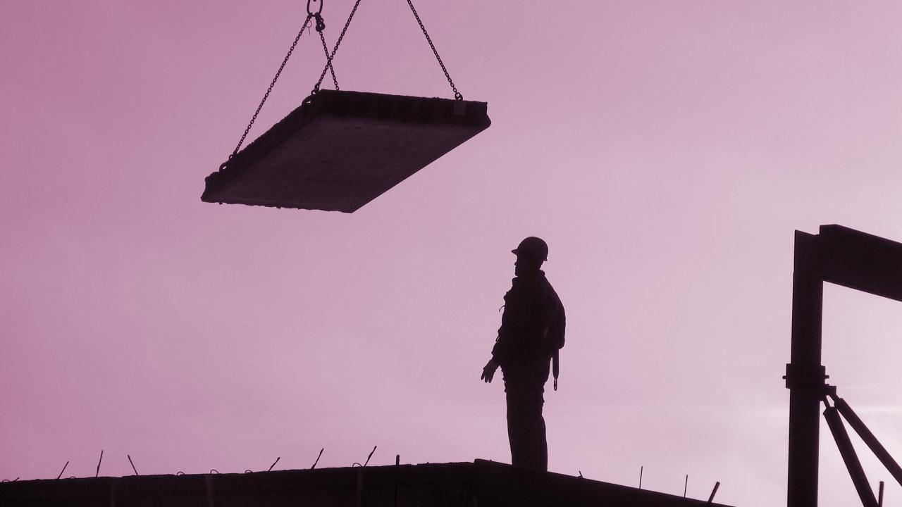 byggningsarbeider